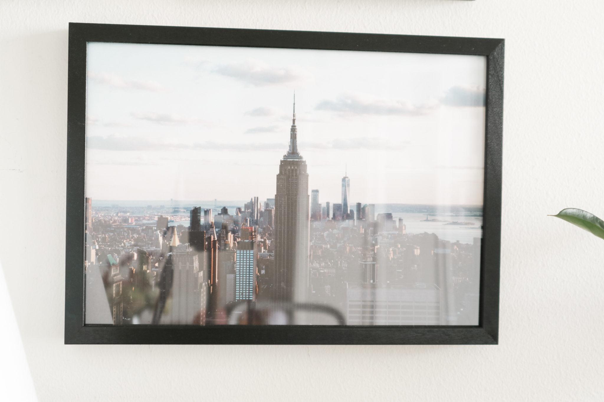 New York printti - Desenio -
