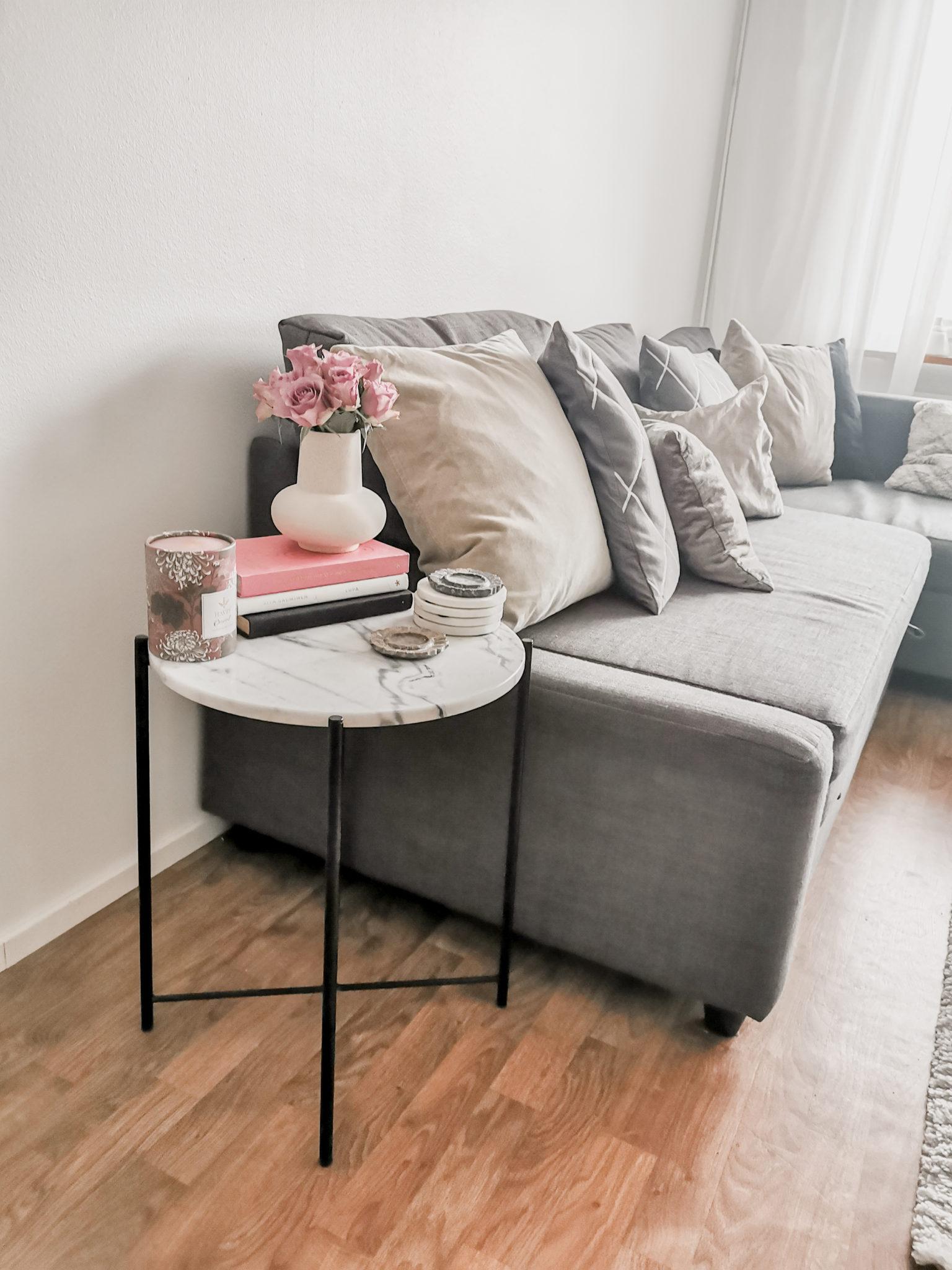 Sisustus: Sohvan sivupöytä - Big mamas home by Jenni
