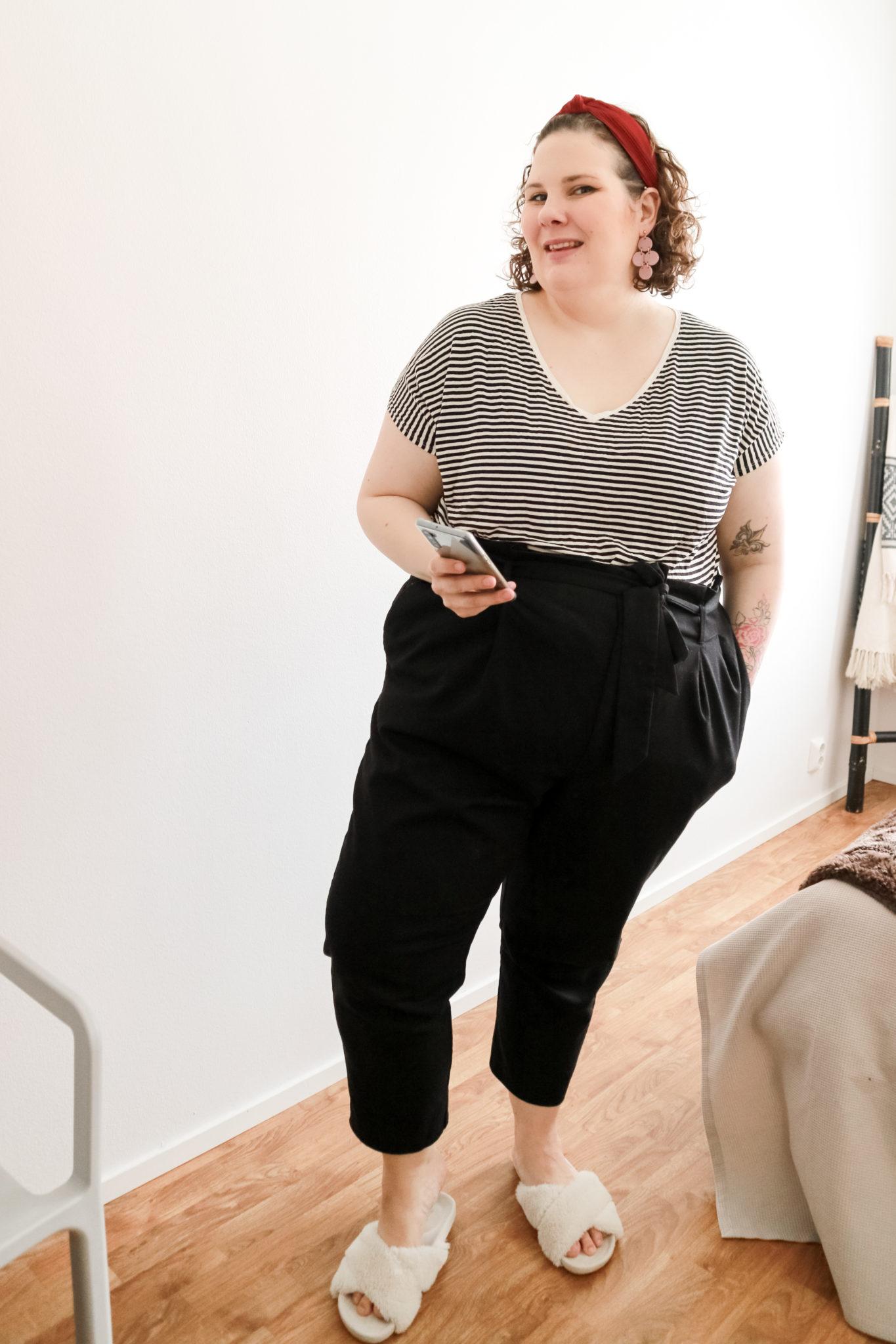 Yhdet housut viisi asua - Big mamas home by Jenni