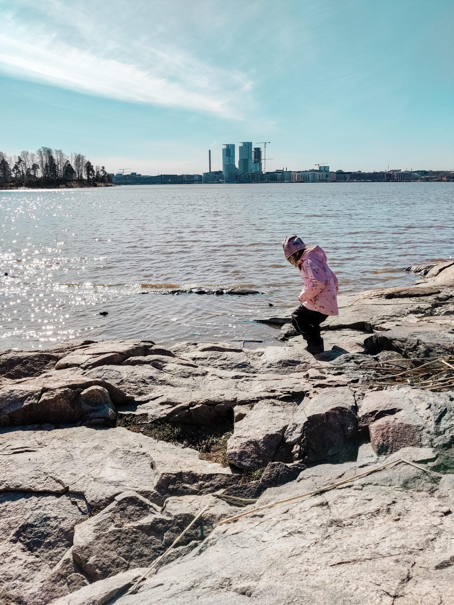 Kivinokka - Retkikohde Helsingissä - Big mamas home by Jenni