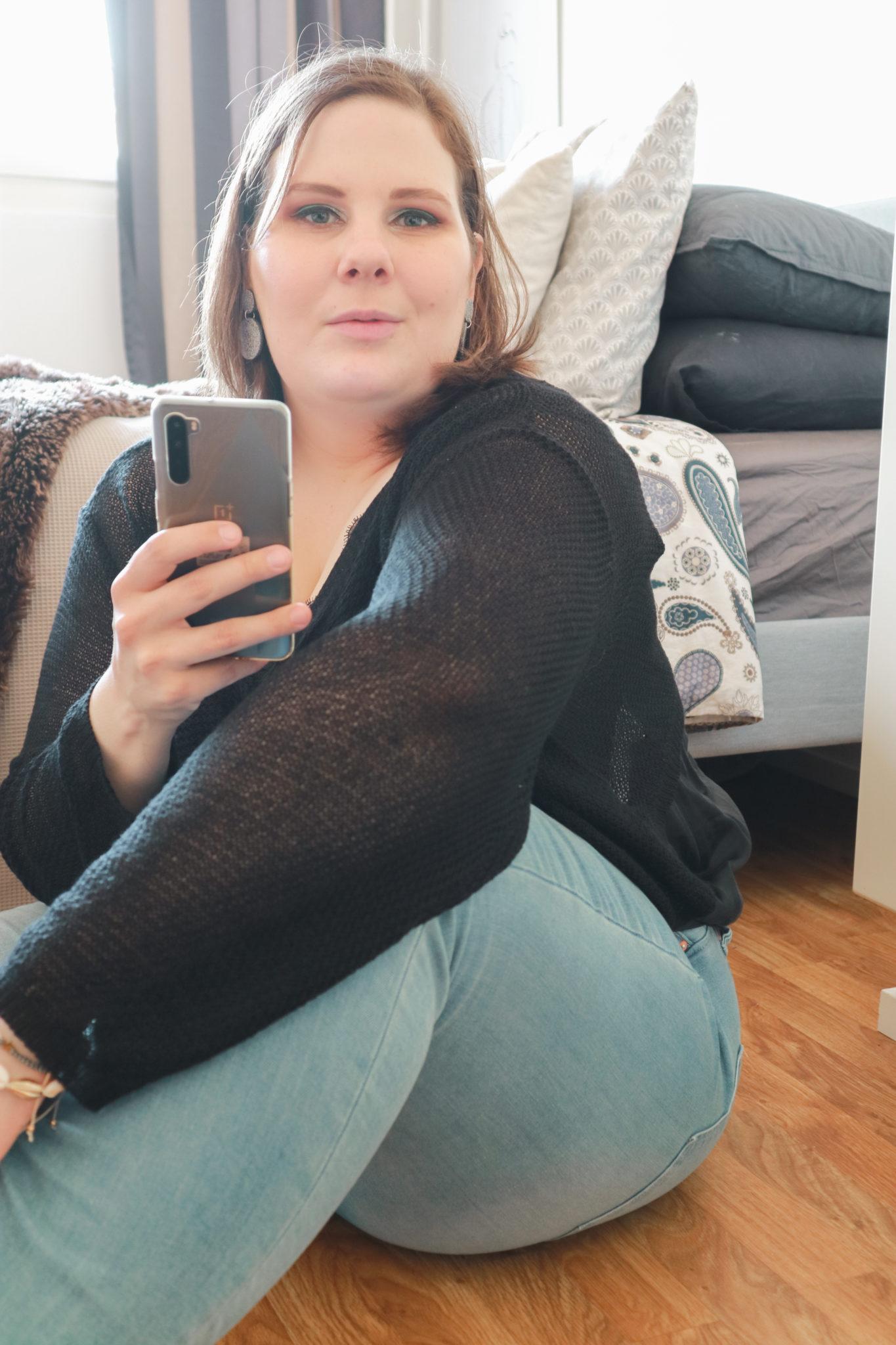 Sinkkuäiti Tinderissä - BMH - Big mamas home by Jenni
