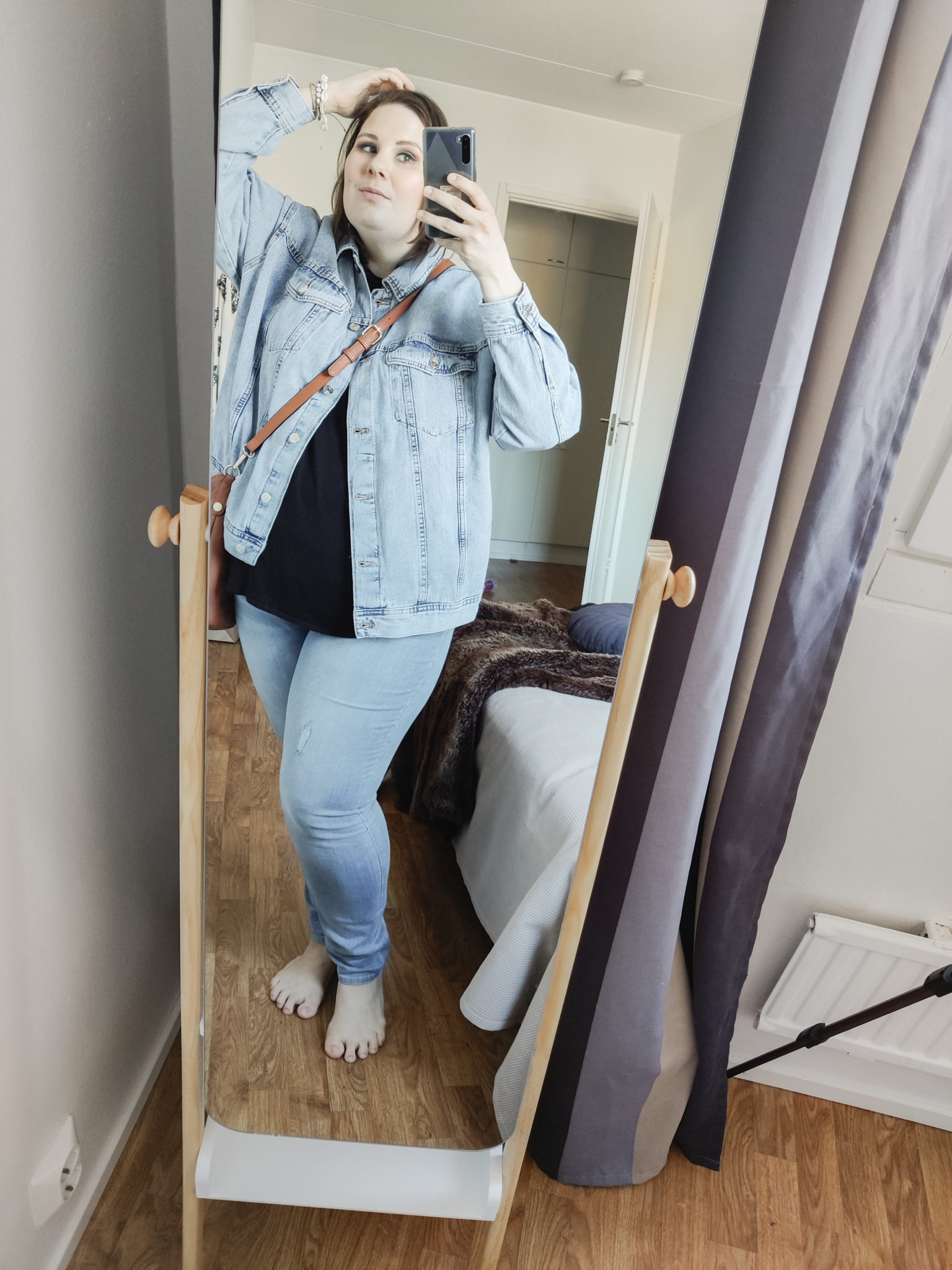 Pluskokoisten muoti - Big mamas home by Jenni