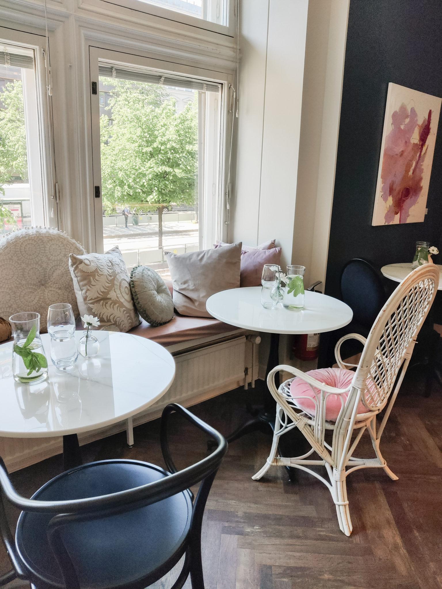 Helsingin ravintolat - Relove Stockmann - BMH - Big mamas home by Jenni