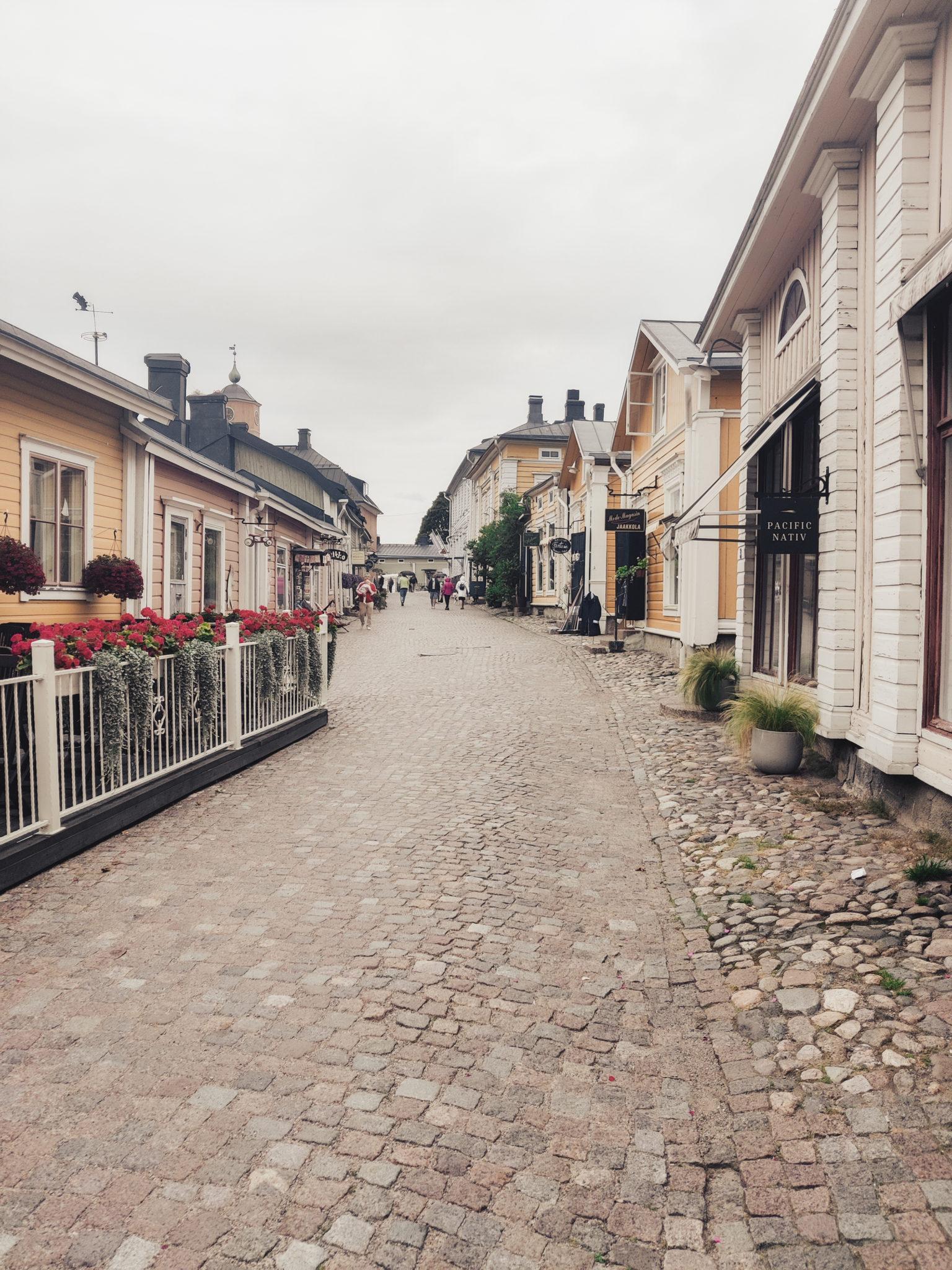 Porvoo - Vanha kaupunki - Päiväretki Porvooseen - BMH - Big mamas home by Jenni