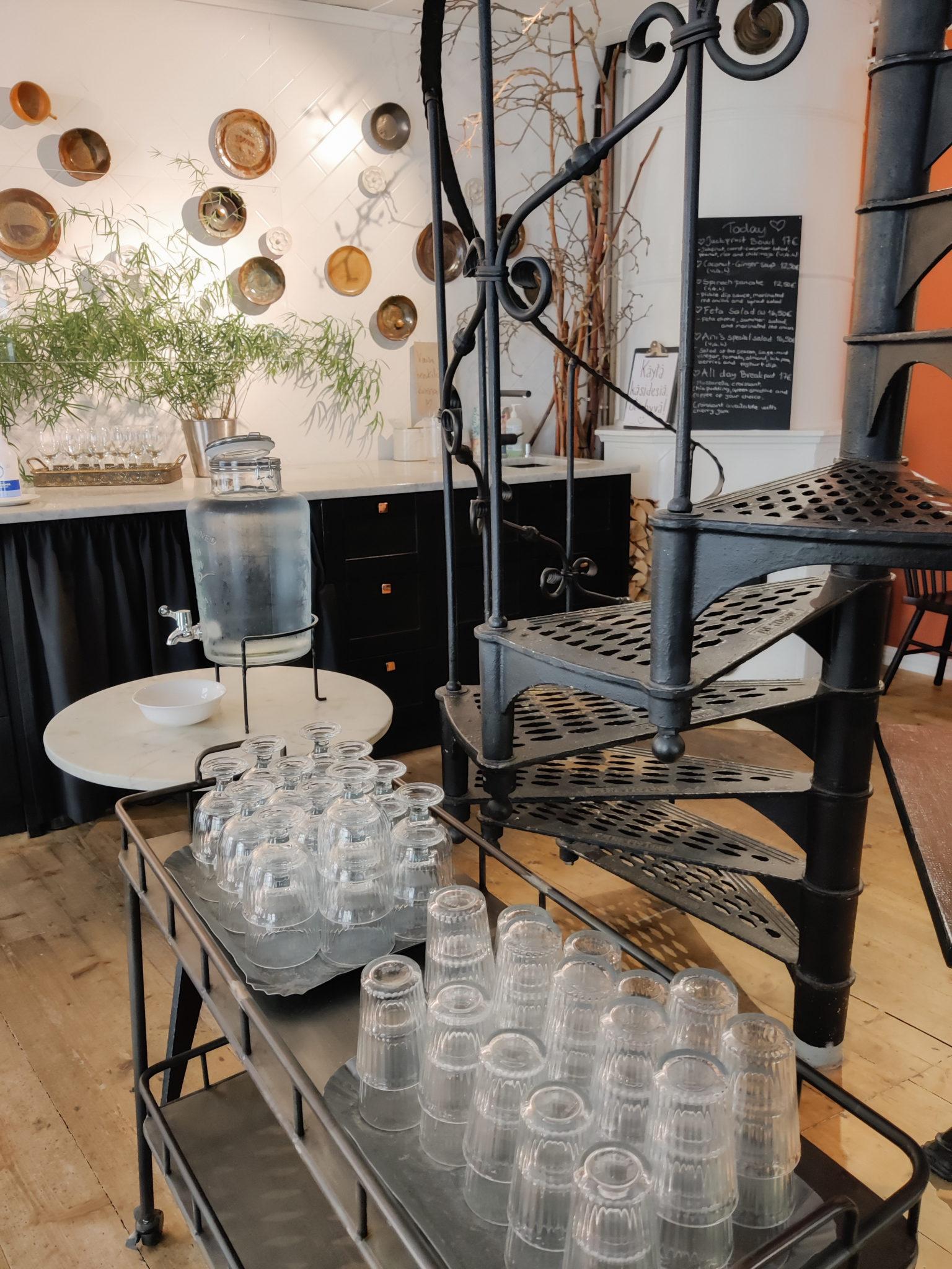 Ani's Cafe Porvoo - BMH - Big mamas home by Jenni