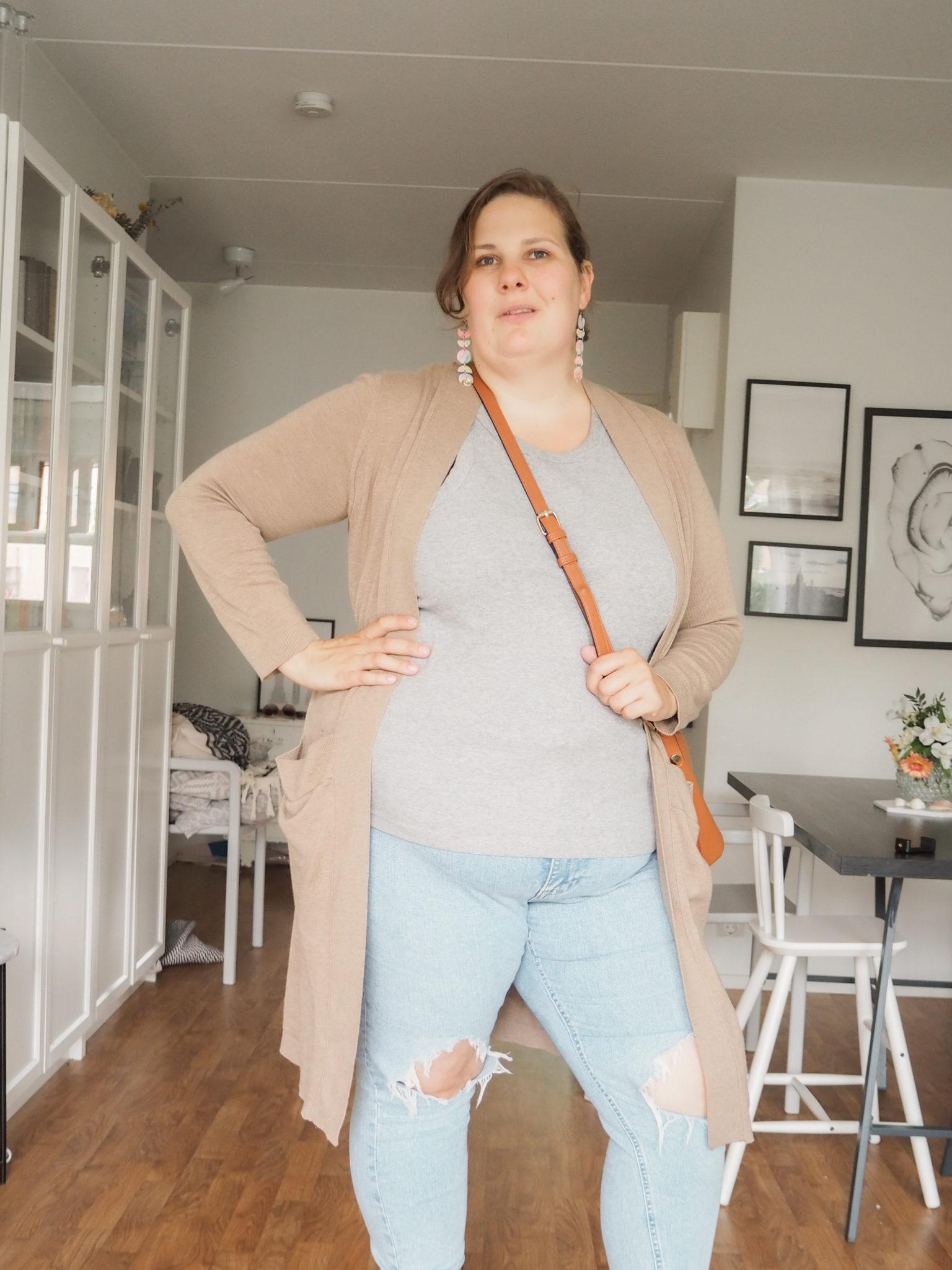 Syksyn täydellisin asu - Pluskokoisten muoti - BMH - Big mamas home by Jenni