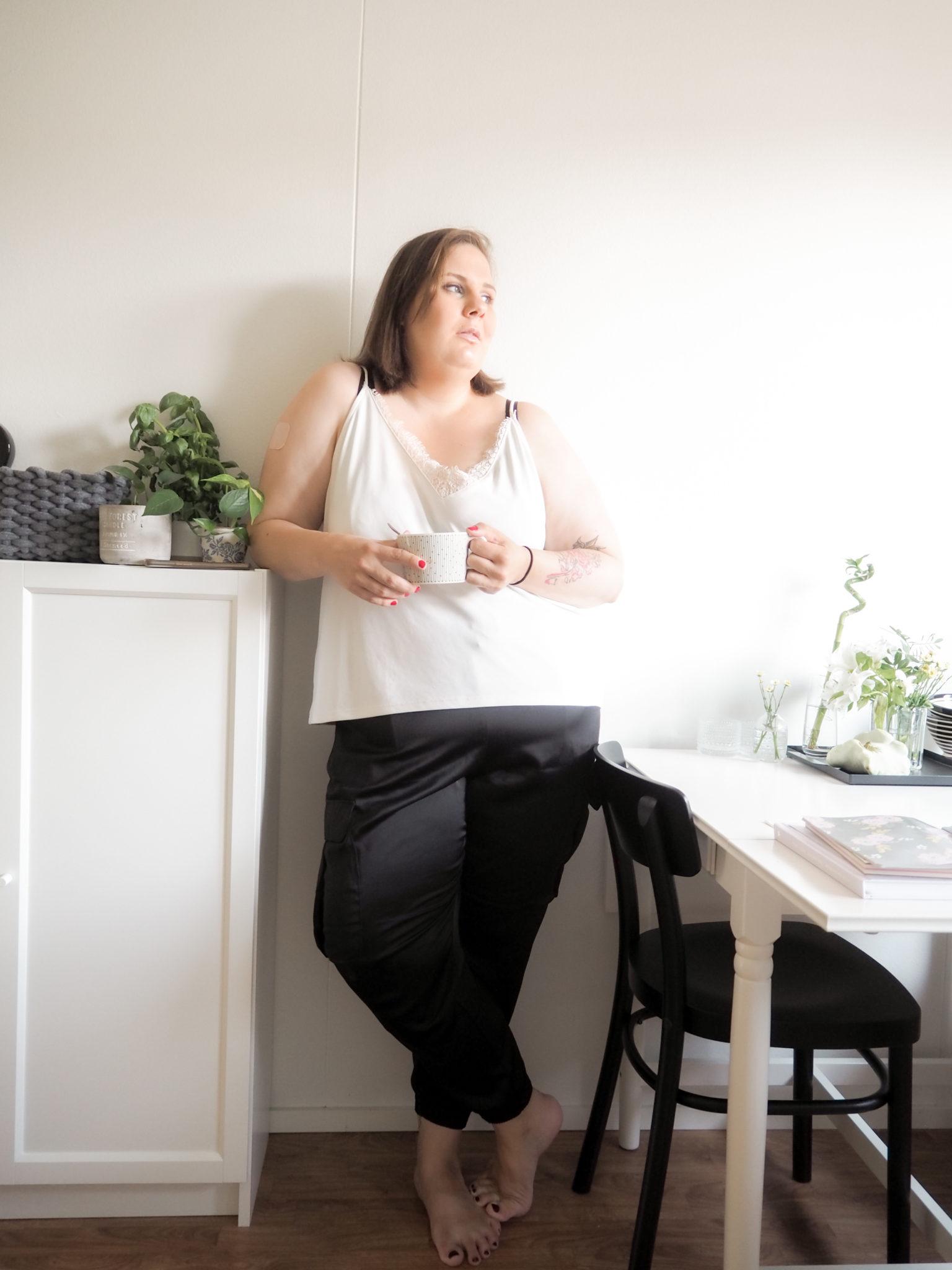 Pluskokoisten muoti - BMH - Big mamas home by Jenni