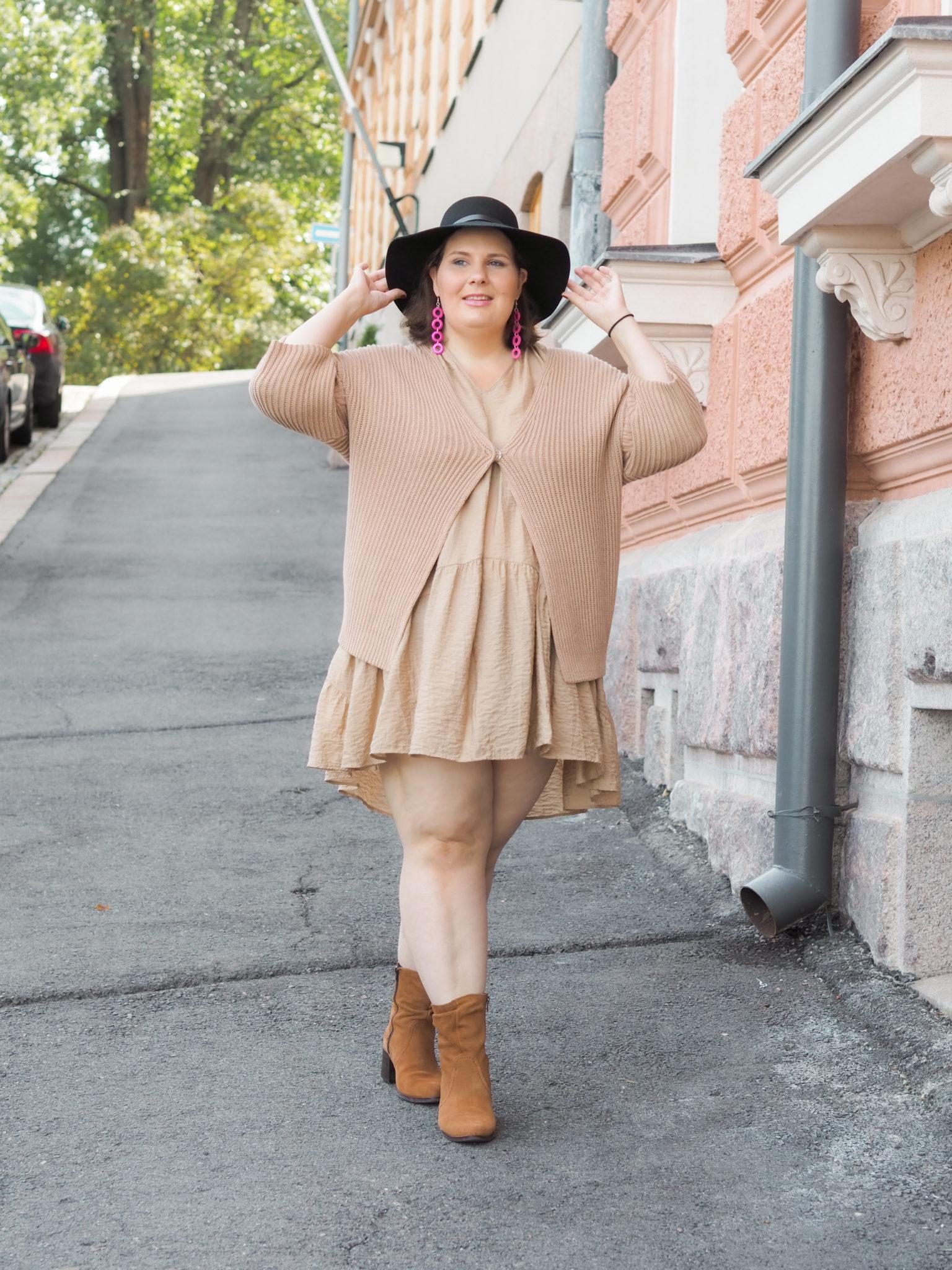 Kesämekko stailattuna syksyyn - BMH - Big mamas home by Jenni