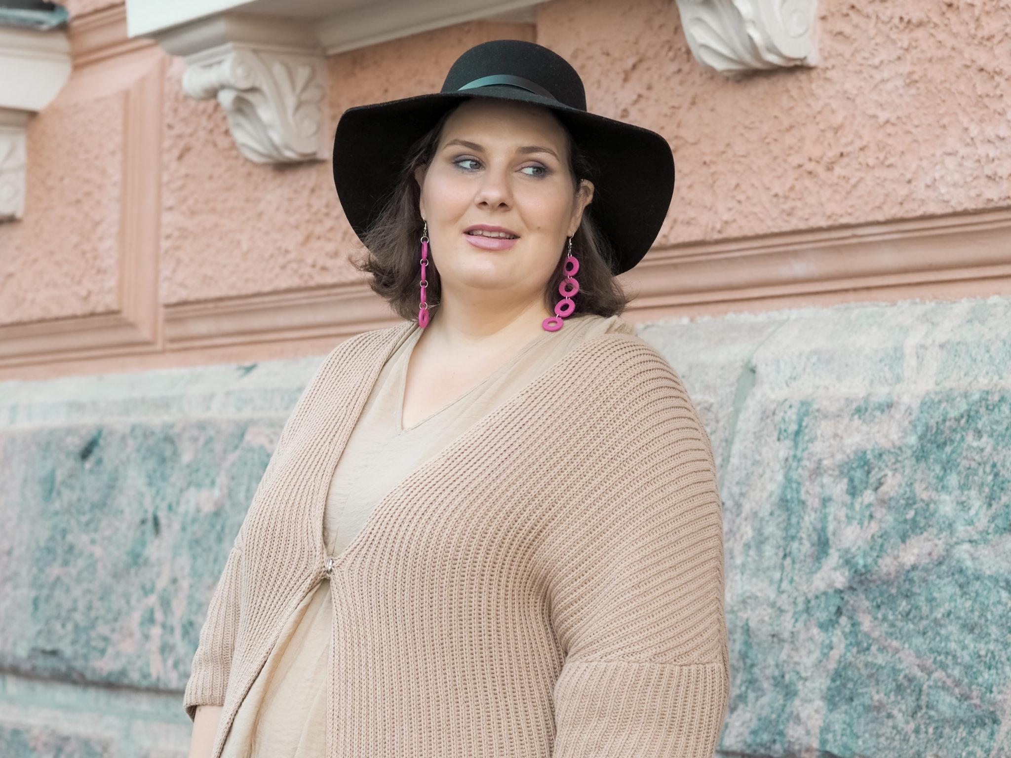 Pinkit donitsikorvikset @annidiudiy - BMH - Big mamas home by Jenni
