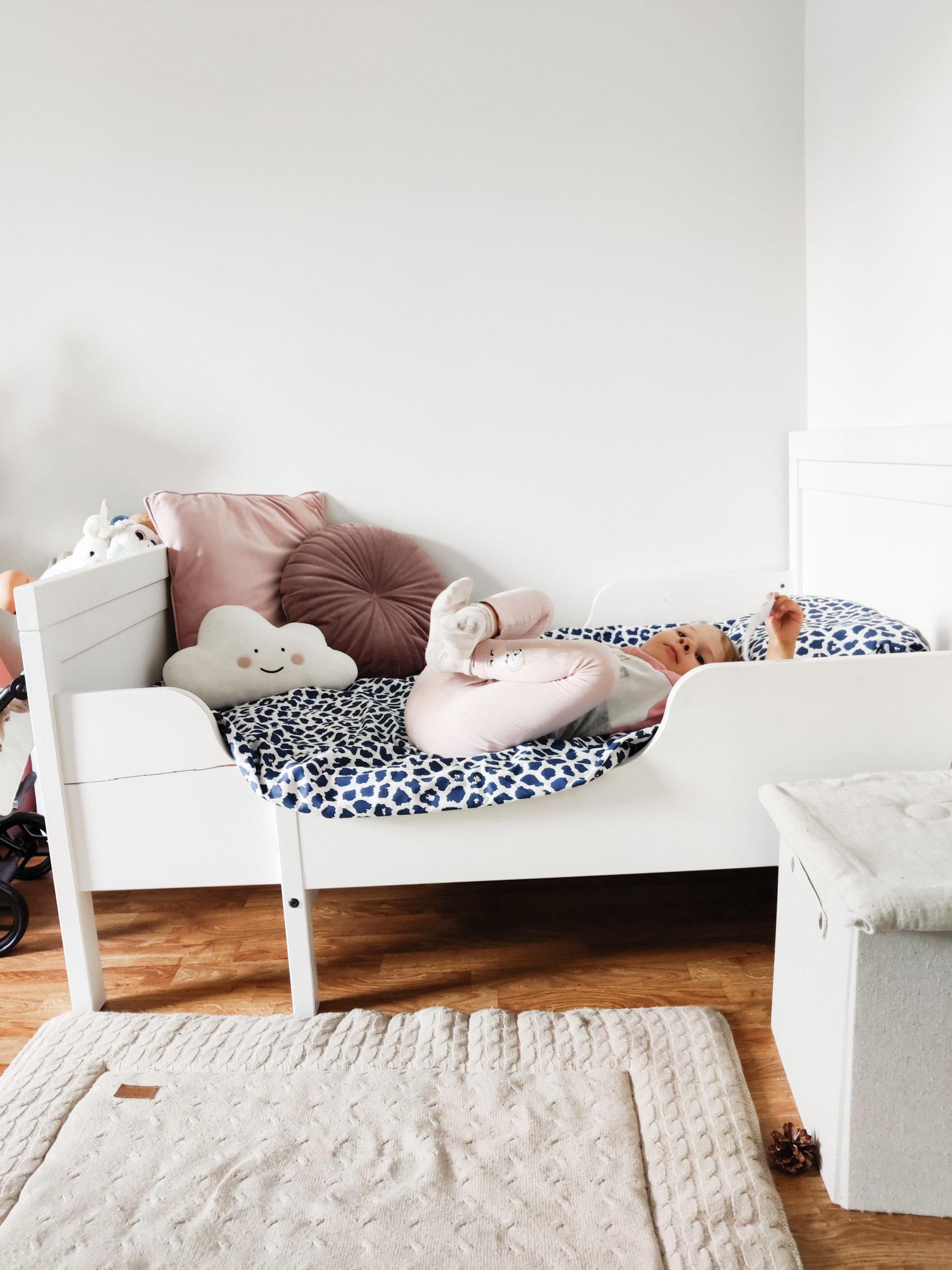 Jatkettava lastensänky - Ikea - BMH - Big mamas home by Jenni