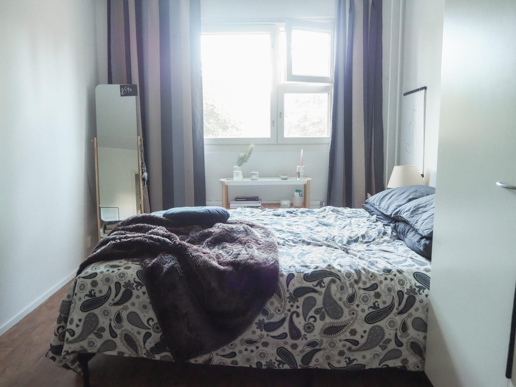 Makuuhuoneen sisustus - BMH - Big mamas home by Jenni