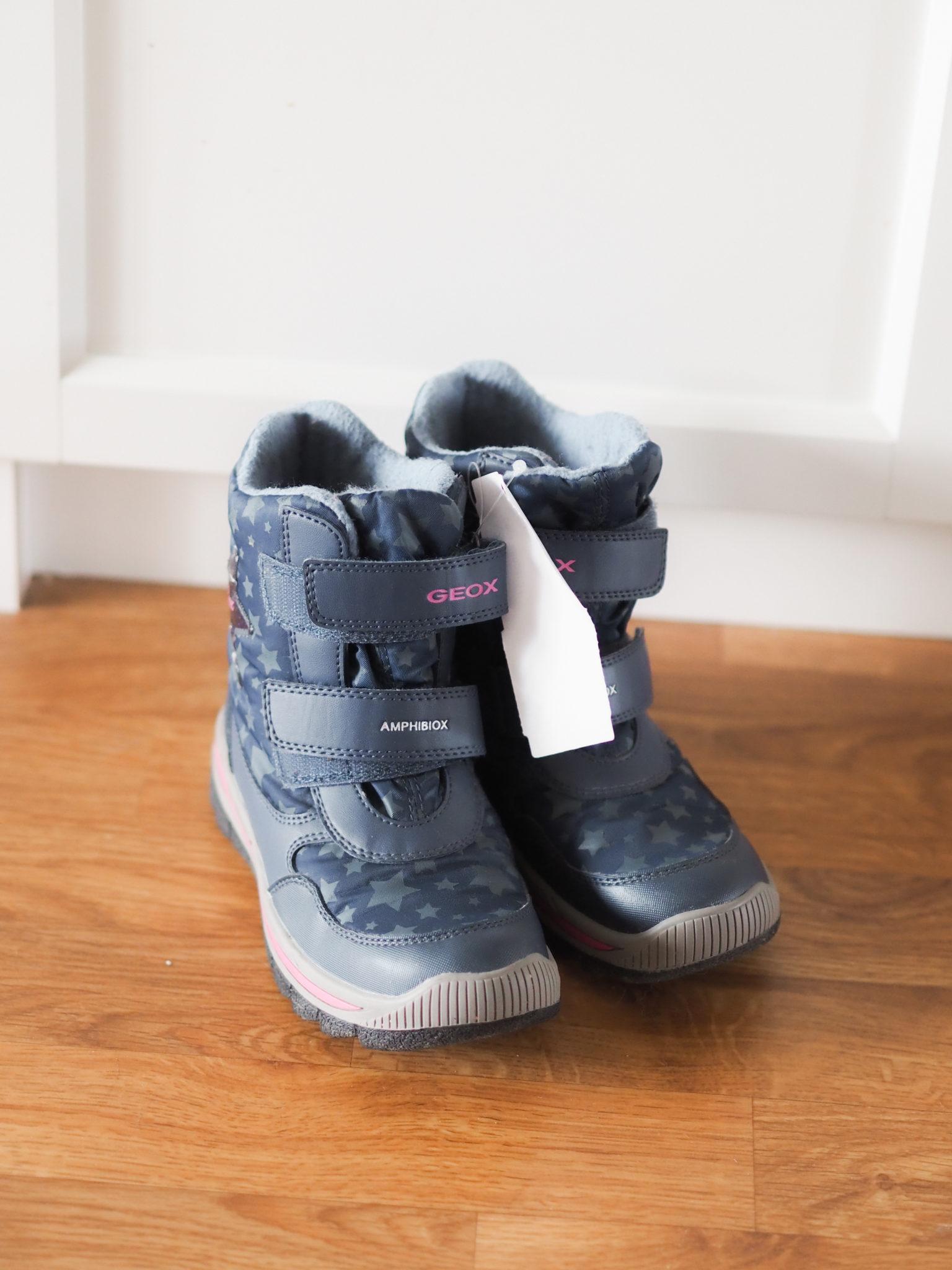 Kirppislöytö - Gore-tex kengät - BMH - Big mamas home by Jenni