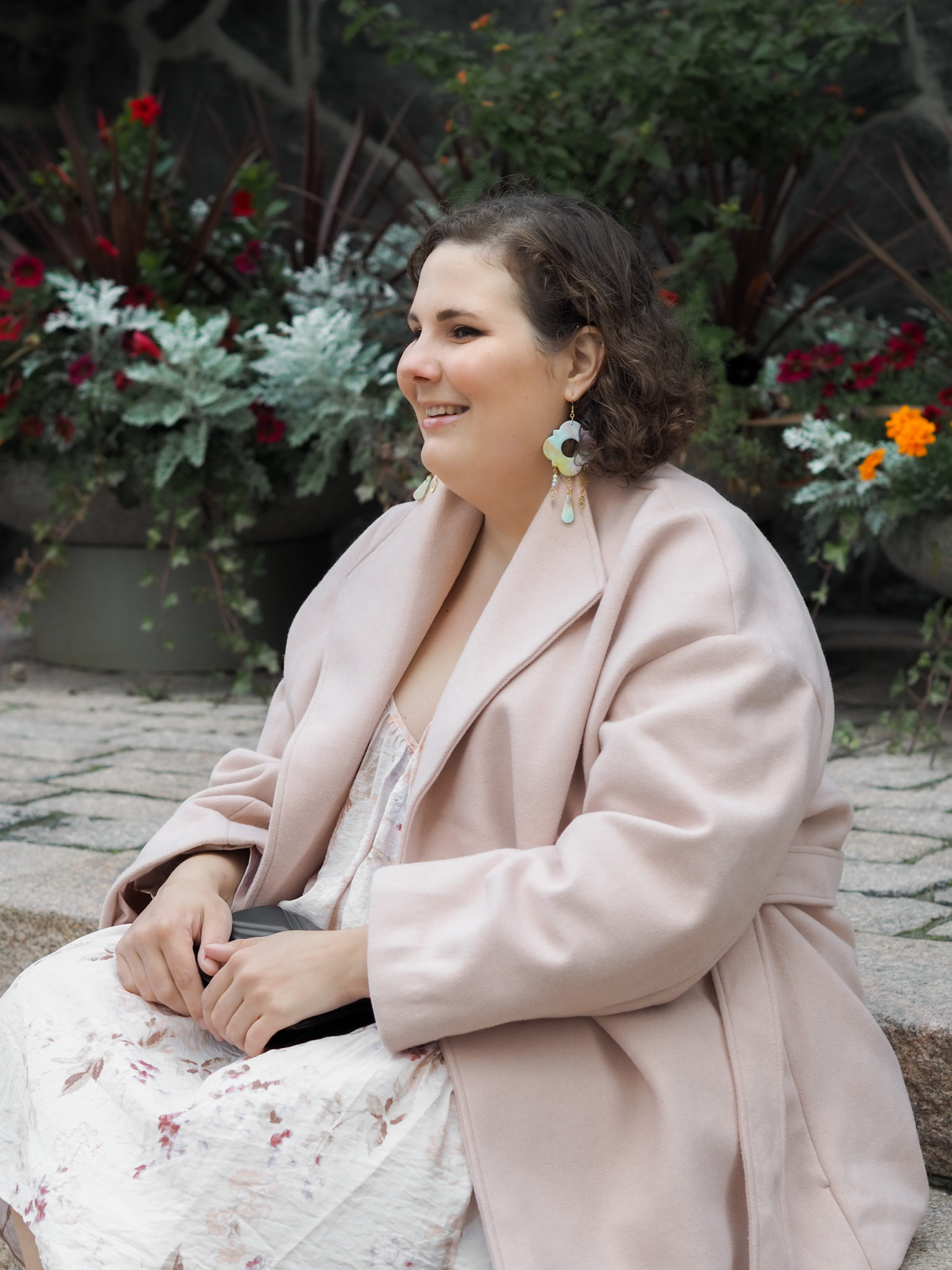 Pluskoisten juhlapukeutuminen - BMH - Big mamas home by Jenni